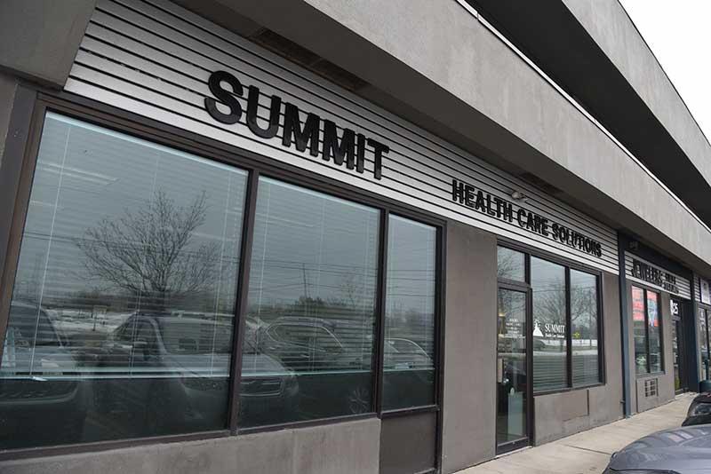 Summit Healthcare Solutions Building